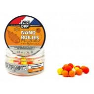 NANO BOILIES с отверстием VAN DAF Клубника 9 мм