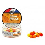 NANO BOILIES с отверстием VAN DAF Кальмар - Осьминог 9 мм
