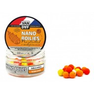 NANO BOILIES с отверстием VAN DAF Чеснок + Криль 9 мм