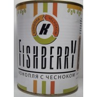 Конопля с чесноком Fishberry
