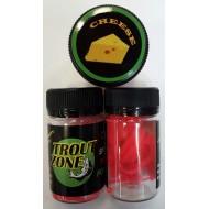 "Мягкая приманка Trout Zone Boll 2,9"" Berry"